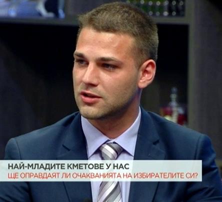 Гергин Георгиев: желанието ми беше да се занимавам с обществена дайност