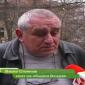 Кметът на Владая Васко Стоянов пред микрофонана БНТ