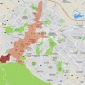 С едно прекачване с градски транспорт от Владая можете да достигнете до 26% от т