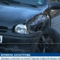 Тази кола е сред най-тежко пострадалине във Владайски проход.