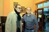 Петър Стоянов посети Владая, за да подкреми Тодор Петков като кандидат за кмет на район Витоша
