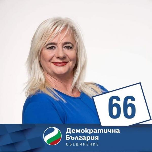 Кристияна Колева, кандидат за кмет