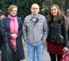 Новият заместник кмет по образованието заедно с кмета на район Витоша и кметицата на Владя