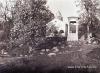 Църквата в село Владая 1917 година