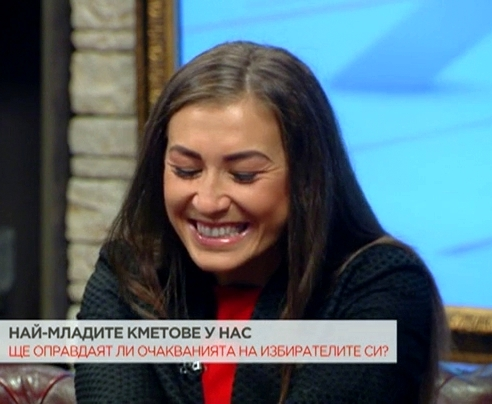 Таня Иванова не искаше да занимава аудиторията с битовизми, но водещата я въвлече в това