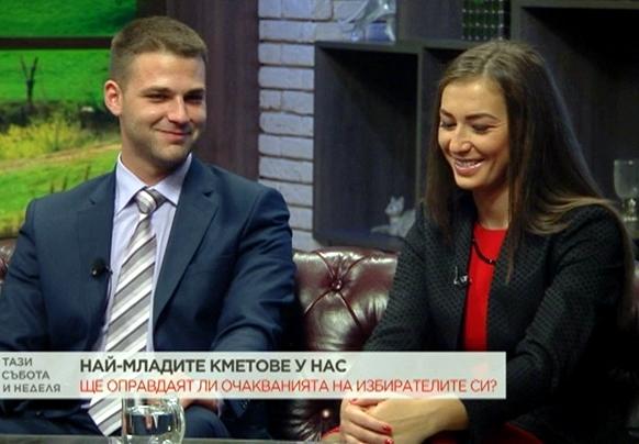 Гергин Георгиев и Таня Иванова са обещаващ тандем за разрешаване на общите проблеми на Владая и Мърчаево