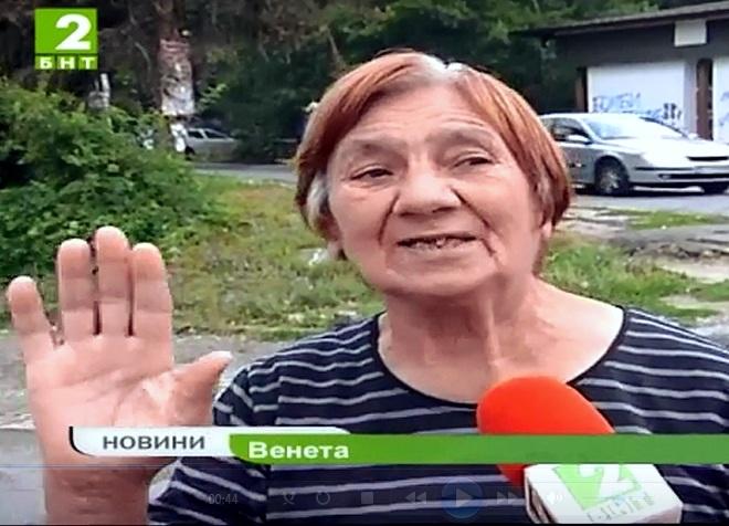 Жителката Венета се оплаква от невероятния нощен шум от коли и мотори